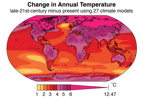 Temperatures Too Hot To Survive
