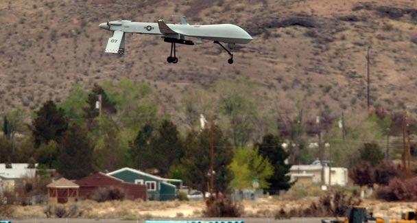 Drones Over Civilians