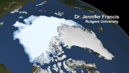 Arctic Ice Loss Stuns Science