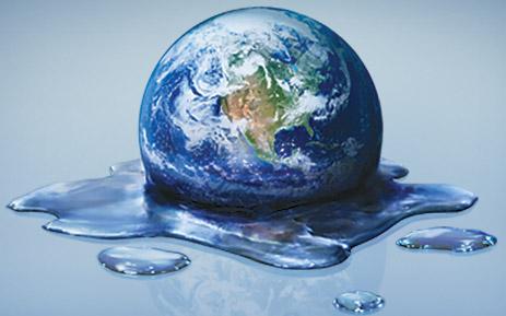 Melting Earth