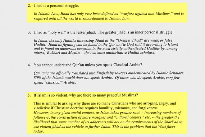 Religious Jihad