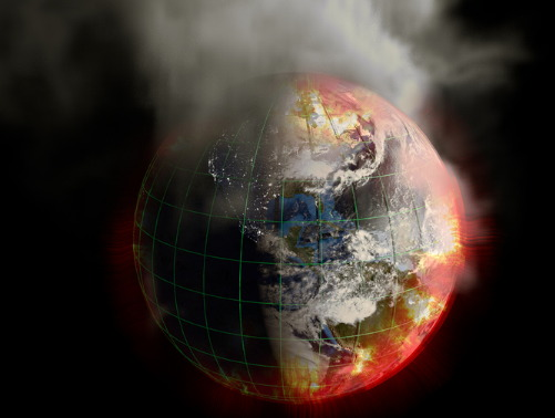 Mass Extinctions of a Warming Earth